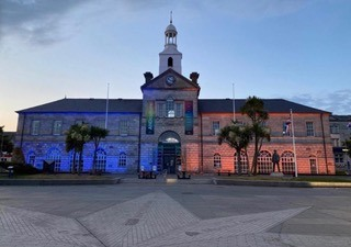 Newtownards Town Hall - Ards & North Down