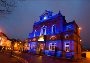 Newry Town Hall - Newry, Mourne & Down