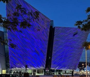 Titanic - Belfast
