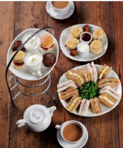 Afternoon Tea Support Meetings
