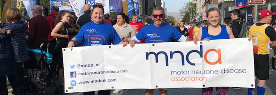 Running for MND