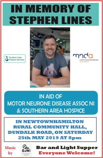 Event in memory of Stephen Lines