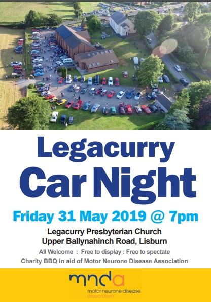 Legacurry Car Night